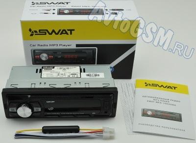 Автомагнитола Swat MEX-1002UBA - фото 10