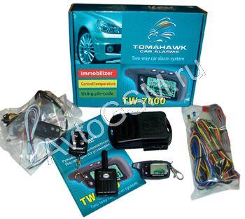 Инструкция сигнализации tomahawk tw 7000 Образец должностной инструкции уборщика помещения. косинова е.м...