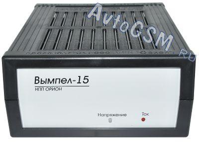 Устройство зарядное ОРИОН Вымпел-15 - фото 5