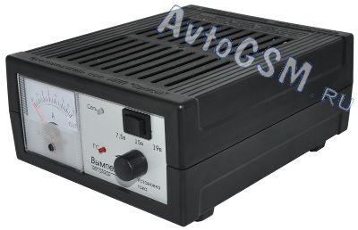 принципиальная схема зарядного устройства вымпел 30