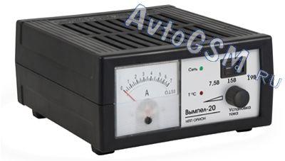 Зарядное Устройство Вымпел-50 Инструкция