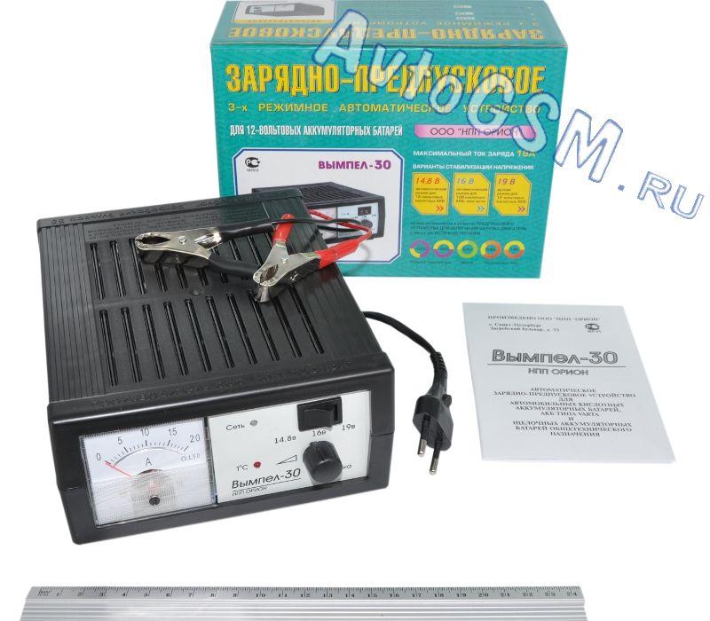 Инструкция по эксплуатации орион зарядное устройство
